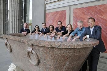 Gruppenfoto Netzwerk Faire Finanzexperten